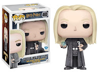 EXCLUSIVE LUCIUS MALFOY HOLDING PROPHECY FUNKO POP!