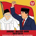 Lirik Lagu Ayo Pilih Jokowi (Satu Kali Lagi) - Sandrina