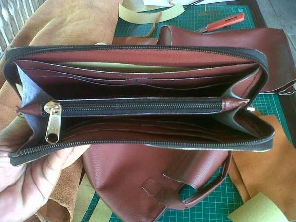 prototipe dompet wanita
