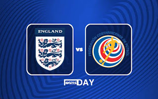 England vs Costa Rica – Highlights