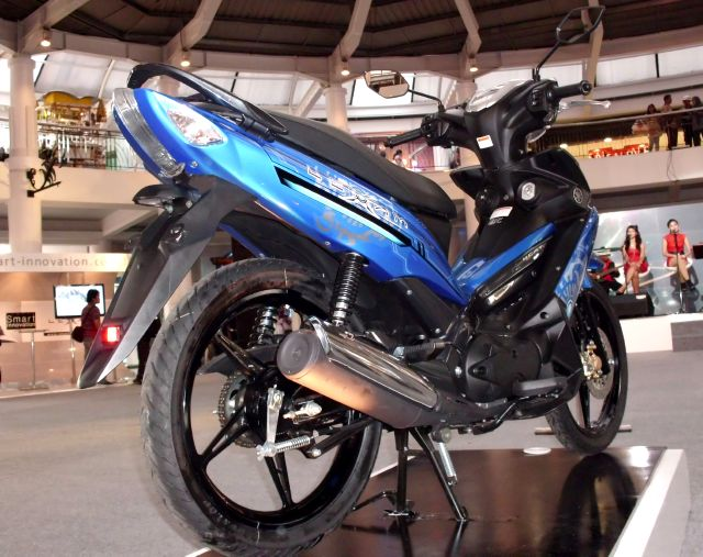 Motorcycle Review's: Yamaha Lexam Born In Indonesia 2011