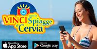 Logo Scatta e vinci le Spiagge di Cervia