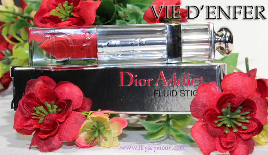 Dior Addict #869 VIE D'ENFER Fluid Stick
