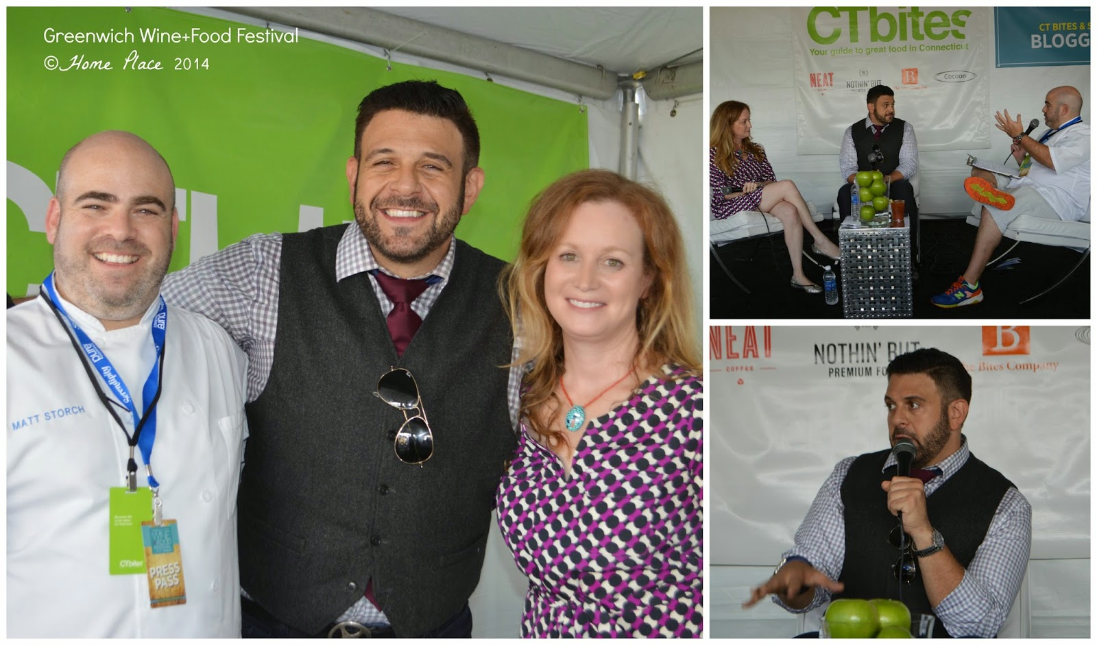 Greenwich Wine + Food Festival - Adam Richman