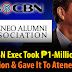 ABS-CBN Executive took ₱1-Million from its Foundation and gave it to Ateneo Alumni Group: Ex-Kapamilya Employee Bares