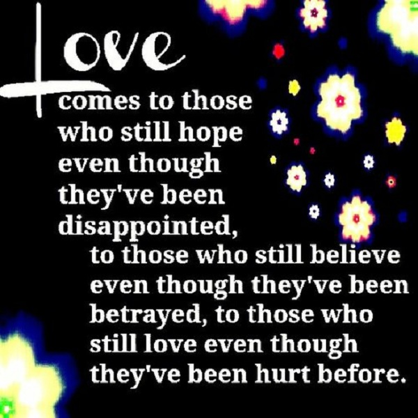 True Love 01: Love Quotes