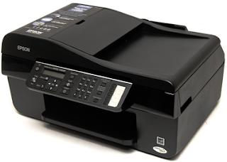 Epson stylus office tx300f Wireless Printer Setup, Software & Driver