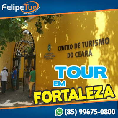 Tours no Ceará Privativos