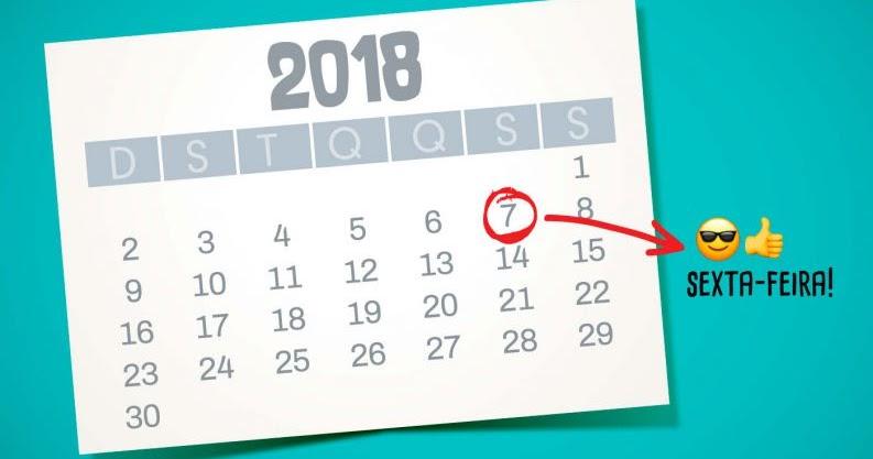 Resultado de imagem para Rio Grande do Norte terá 16 feriados em 2018 com cinco deles caindo em sexta-feiras