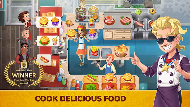 Cooking Diary®: Best Tasty Restaurant & Cafe Game v1.8.1 MOD UPDATE