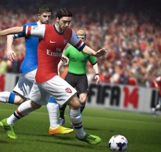 باتش فيديو مقدمة لعبة فيفا 14 لاوزيل , FIFA 14 Mesut Özil Intro - موقع ميكانو