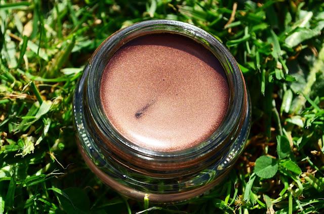 MAC Baking Beauties Pro Longwear Paint Pot in Eclair Review/Swatches 1
