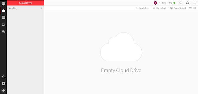 Cara Mendapatkan 50Gb Cloud Storage Gratis Mega Cloud