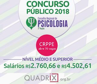 Apostila CRP PE 2018 - Assistente Administrativo