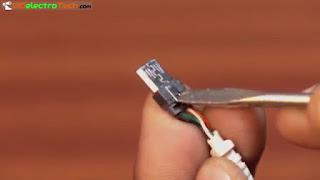Tutorial Cara Membuat Kabel OTG dari USB Biasa