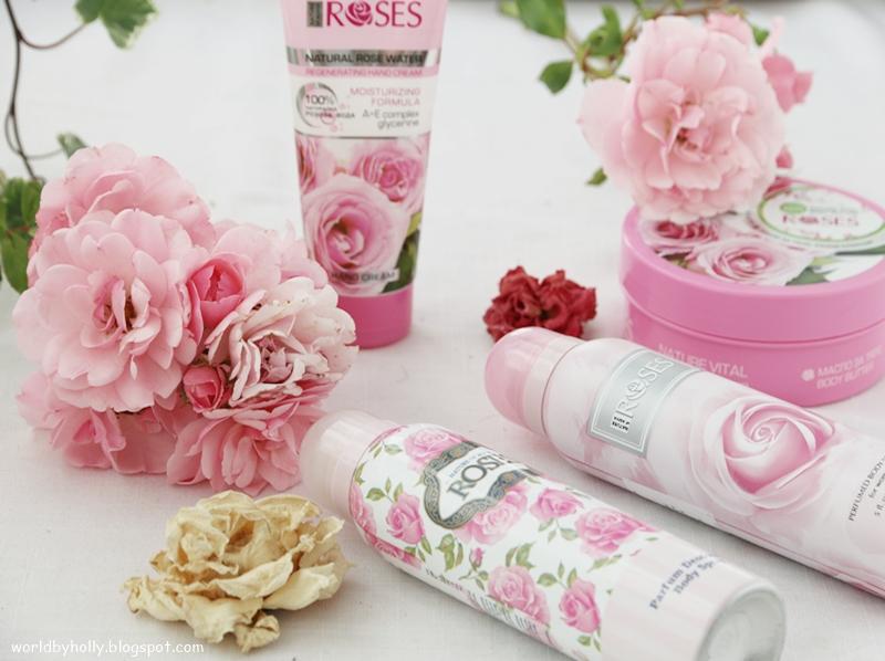 kosmetyki róźane, kosmetyki z róży damasceńskiej