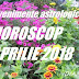 Evenimente astrologice in horoscopul aprilie 2018