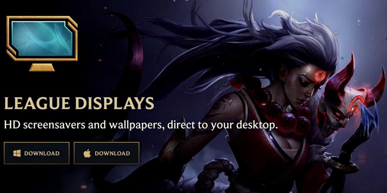 League Of Legends Games Wallpaper Wallpapers Sigi