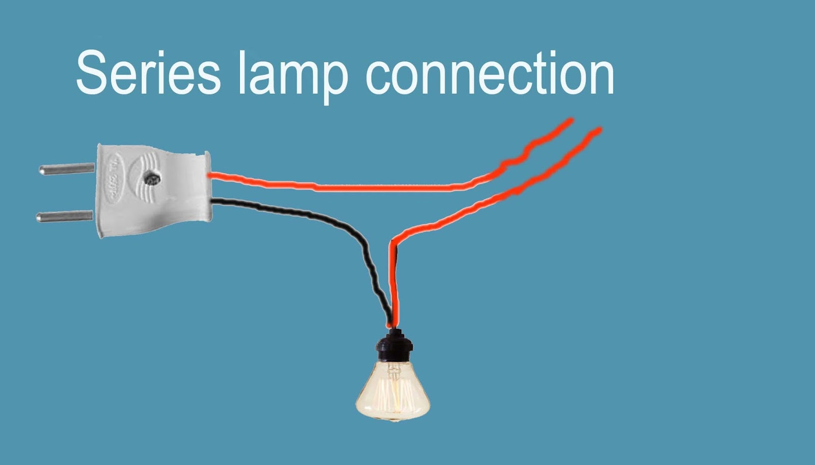 Modern Lamp Connection Embellishment - The Best Electrical Circuit ...