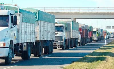 ANTT fiscaliza tabela de fretes de transporte de cargas na Amazônia
