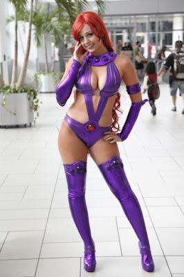 StarFire (Teen Titans)