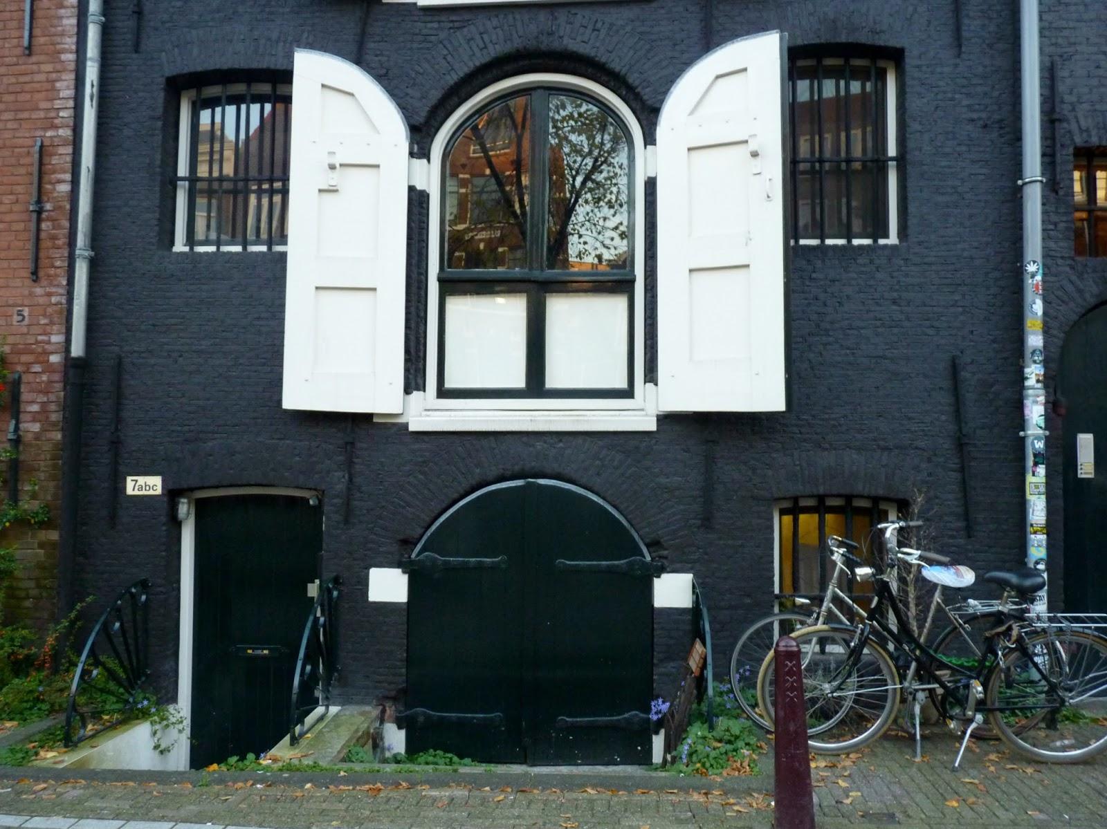 Immeuble d'Amsterdam