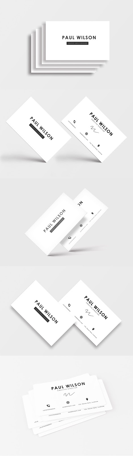 Free white clean business card mockup grafobia this mockup is fully layered and ready to print available in psd format download it for free on grafobia and use it for you next project or visual reheart Image collections
