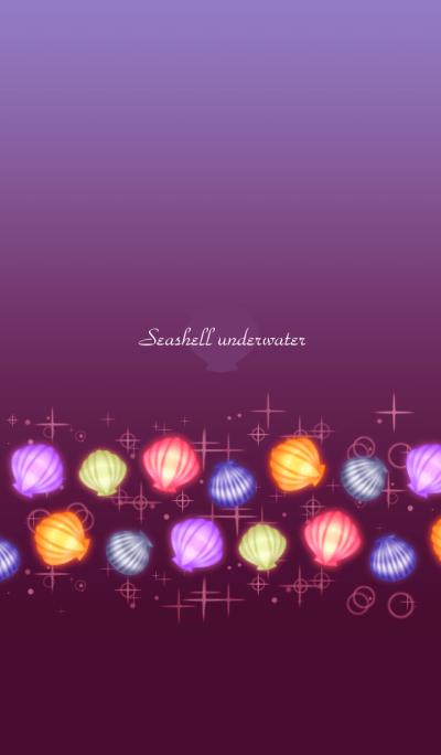 Seashell of the Purple Sea