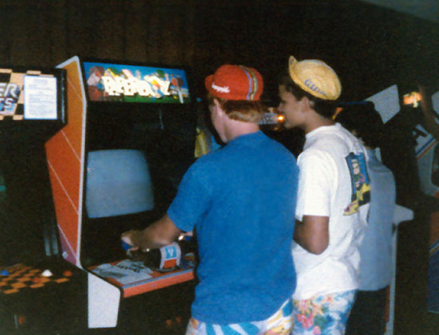 Arcade Rooms In The 1980 S Vintage Everyday