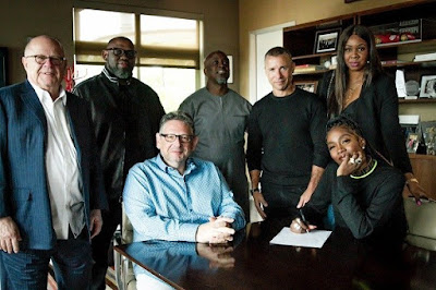 signing an International Recording Deal with Universal Music Group (UMG)