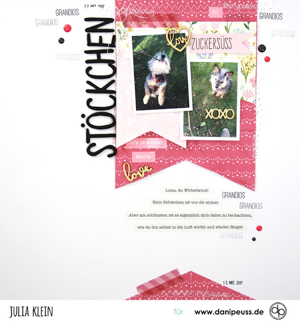 http://danipeuss.blogspot.com/2017/04/pebbles-tealightful-scrapbooking-layout.html