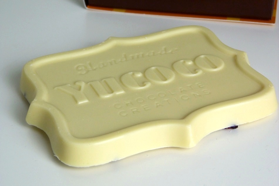 an image of custom white chocolate