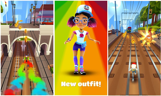 Download Subway Surfers APK Terbaru 2018