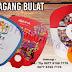 Souvenir Kipas Promosi - Kipas Gagang bulat