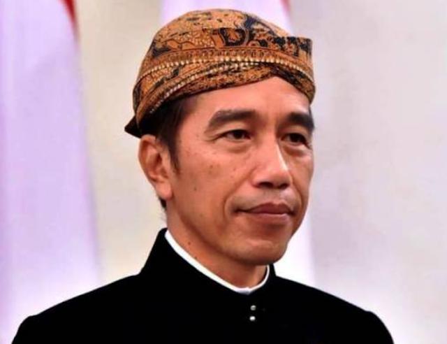 Jelang Debat, Jokowi Sampaikan Pesan Penuh Makna