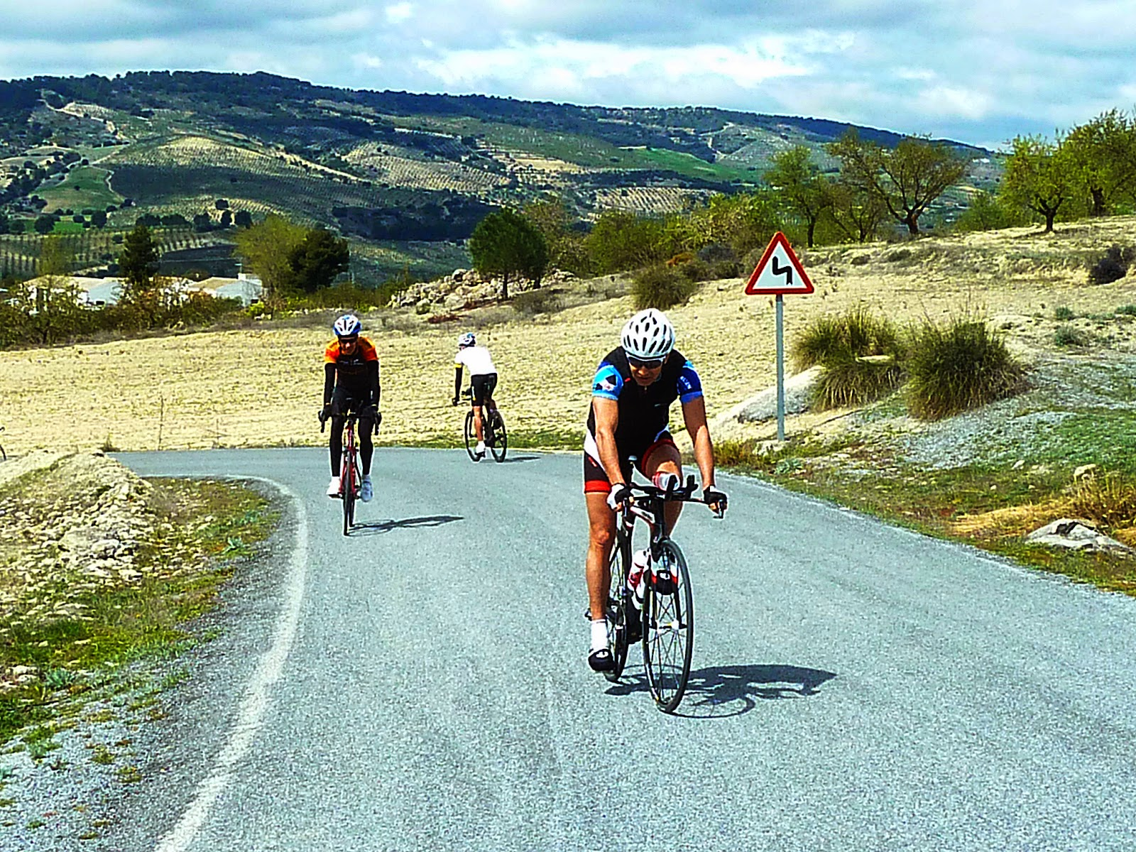 Biketours from Cordoba are a great way to Cycle Andalucia!