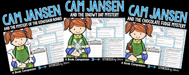 cam jansen coloring pages - photo#40