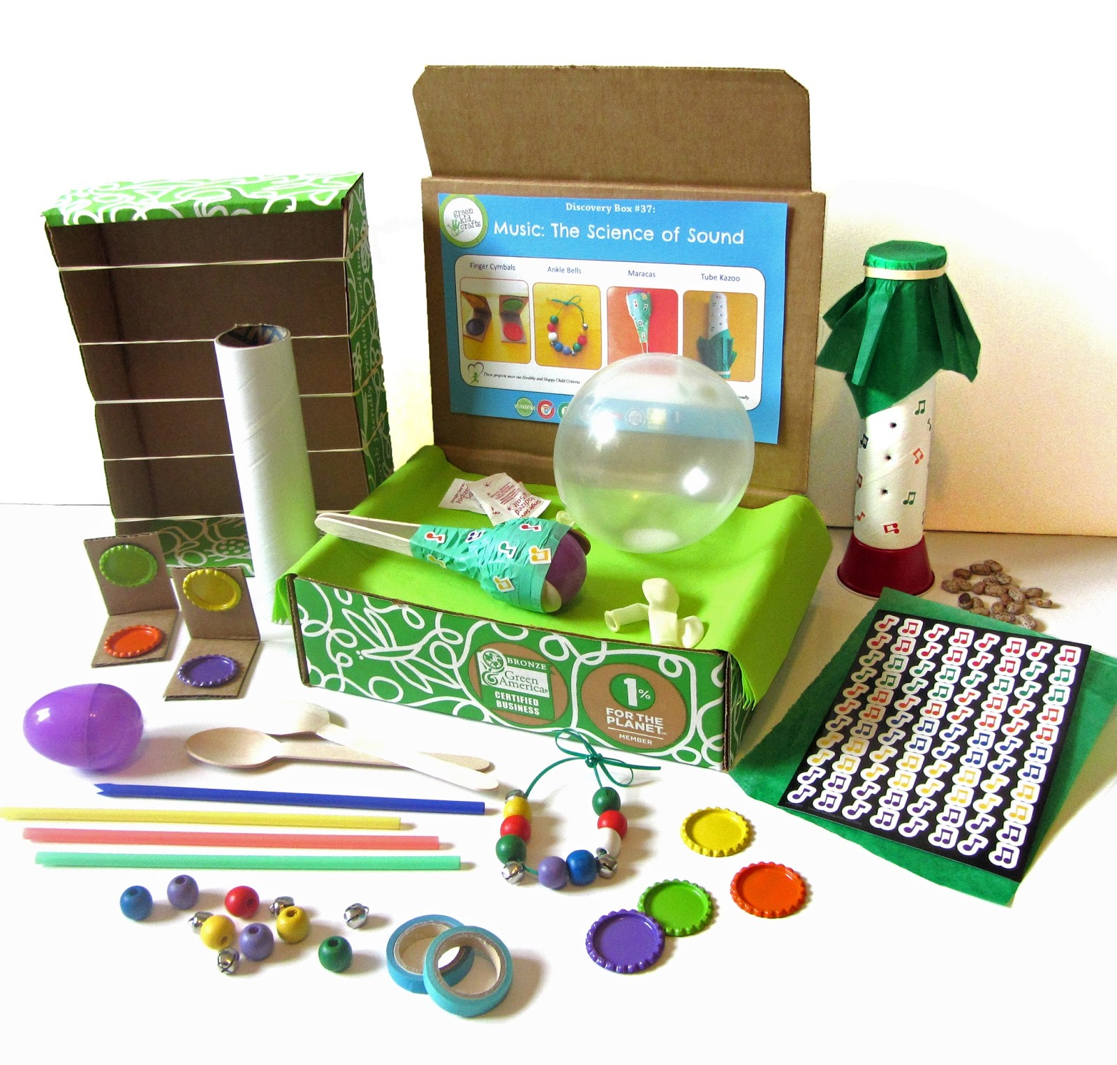 Arts and craft kits - Hobo Mama Green Kid Crafts Honest Review Of A Stem Arts