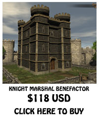 For Sale Knight Marshal Benefactor Village House