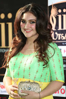 Sridevi Telugu Actressi in green Yellow Anarkali Dress at IIFA Utsavam Awards 032.JPG