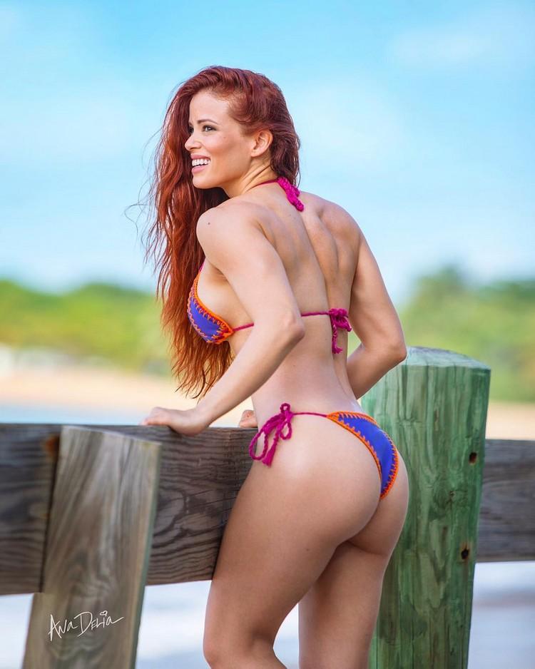 Fitness  Bikini Ana Delia De Iturrondo