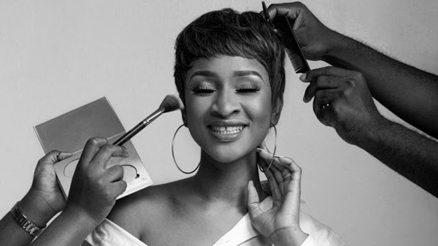 Adesua Etomi Covers Star Guardian Life Magazine's Latest Issue