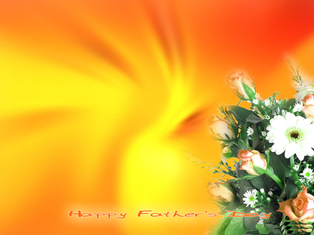 Free Download 2012 Father's Day PowerPoint Backgrounds And