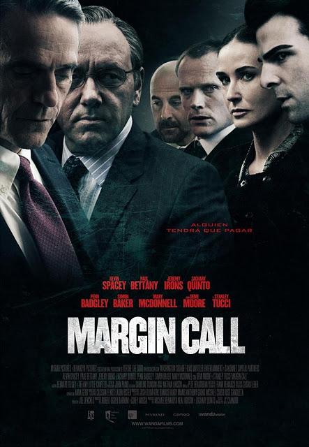 Margin Call – O Dia Antes do Fim - HD 720p