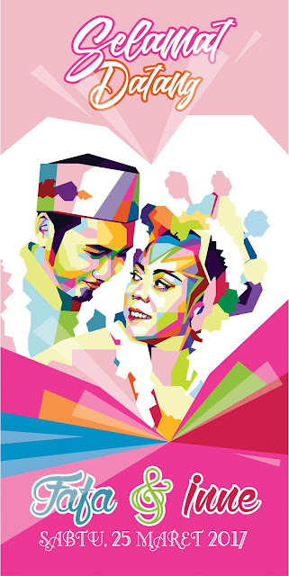 WPAP Wedding Fafa & Inne