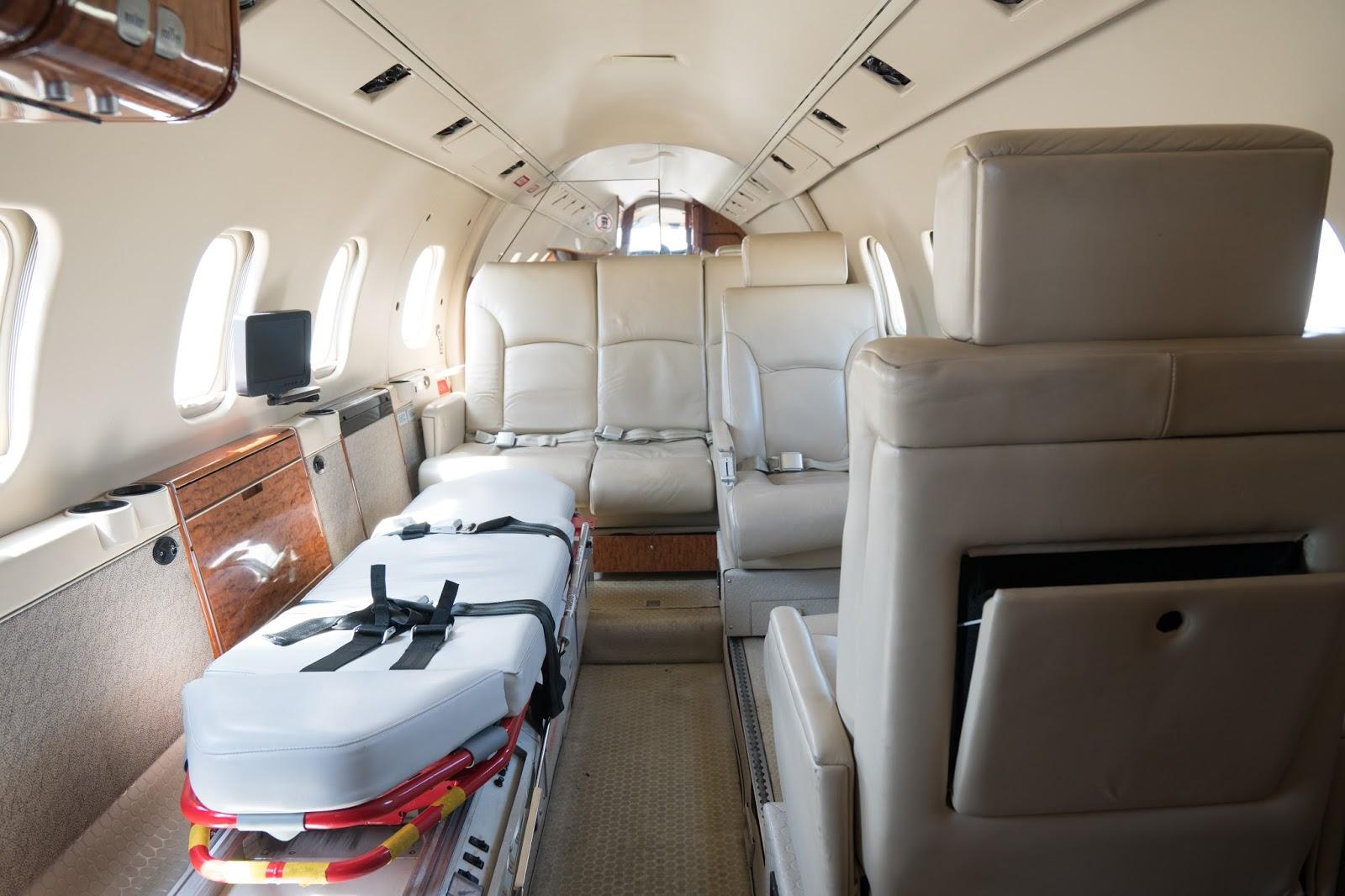 Ground ambulance aerocare argentina medical escorts