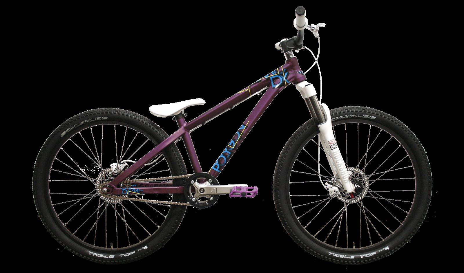 FIA BIKE: Sepeda Gunung Polygon COZMIC DX (Series 2013)