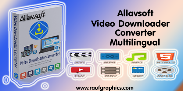 Allavsoft Video Downloader Converter 3.17.9.7194 full version