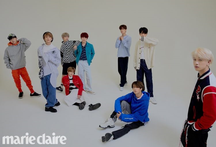 Stray Kids Korean Boy Group