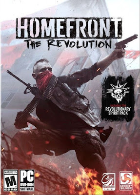 Homefront: The Revolution PT-BR + Crack (PLAZA) PC Torrent